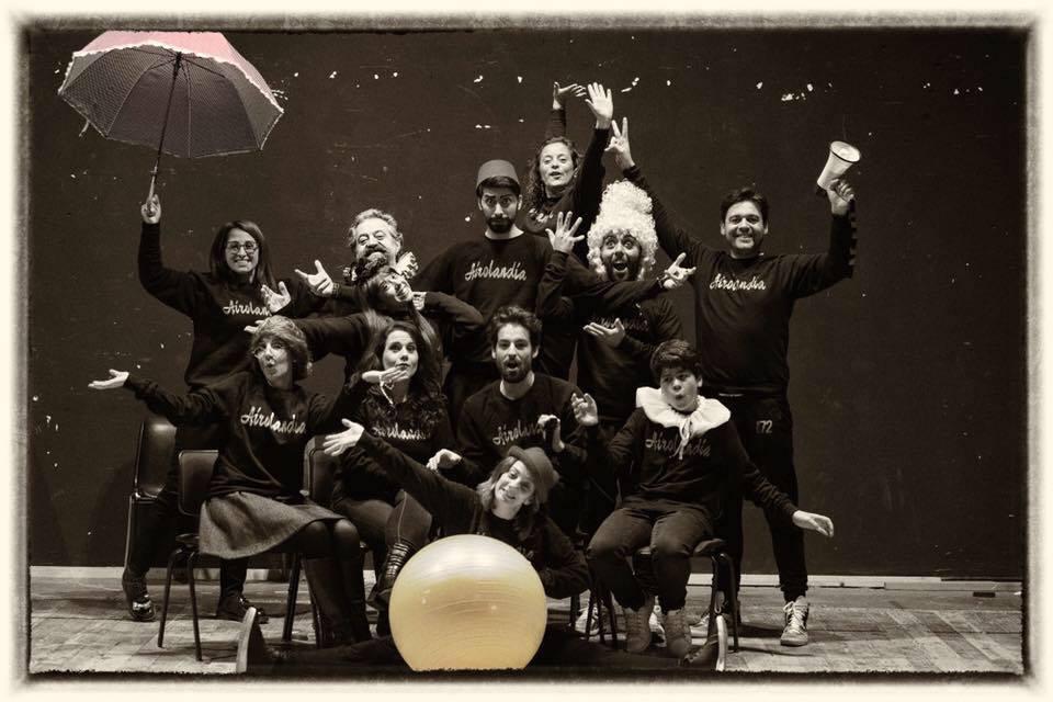 """Il """"mito"""" di Pirandello rivive a teatro con AIROLANDIA. Domani il debutto."""