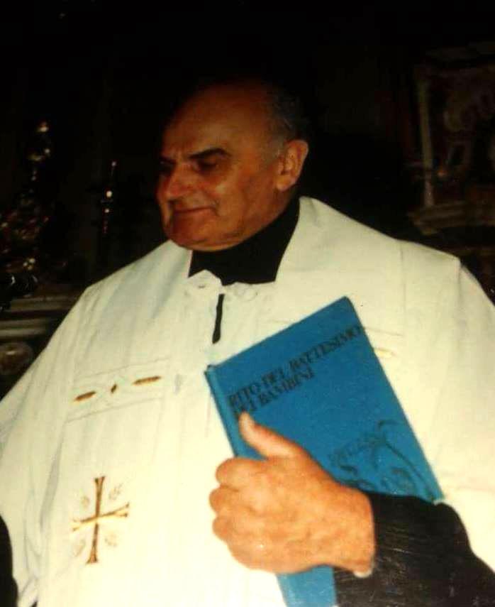 Moiano. Ventesimo anniversario della morte di Don Roberto.