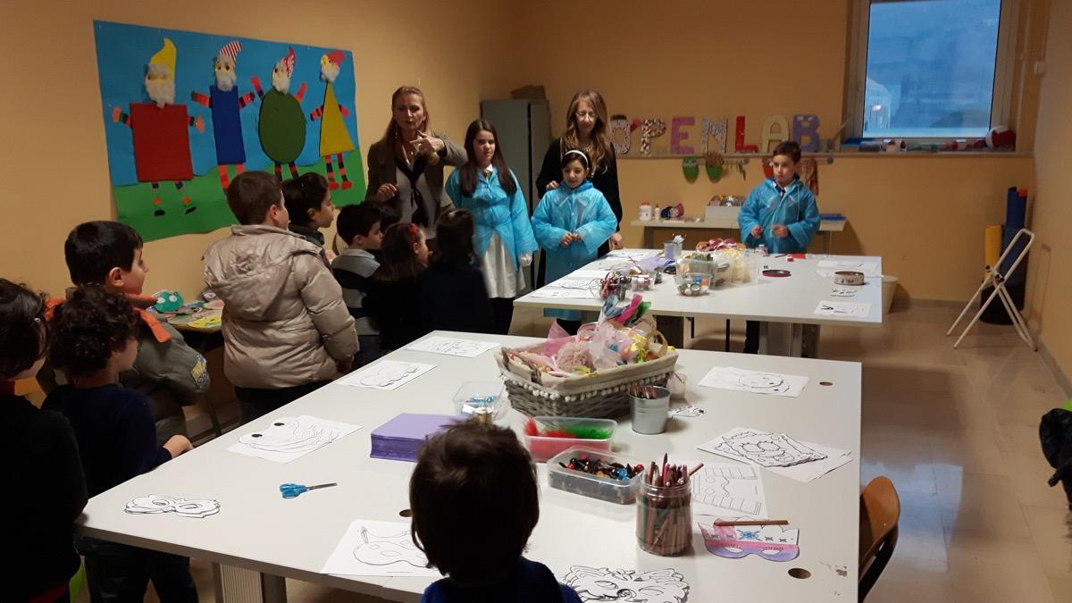 Open Day dell'Istituto Comprensivo 2 di Sant'Agata de' Goti