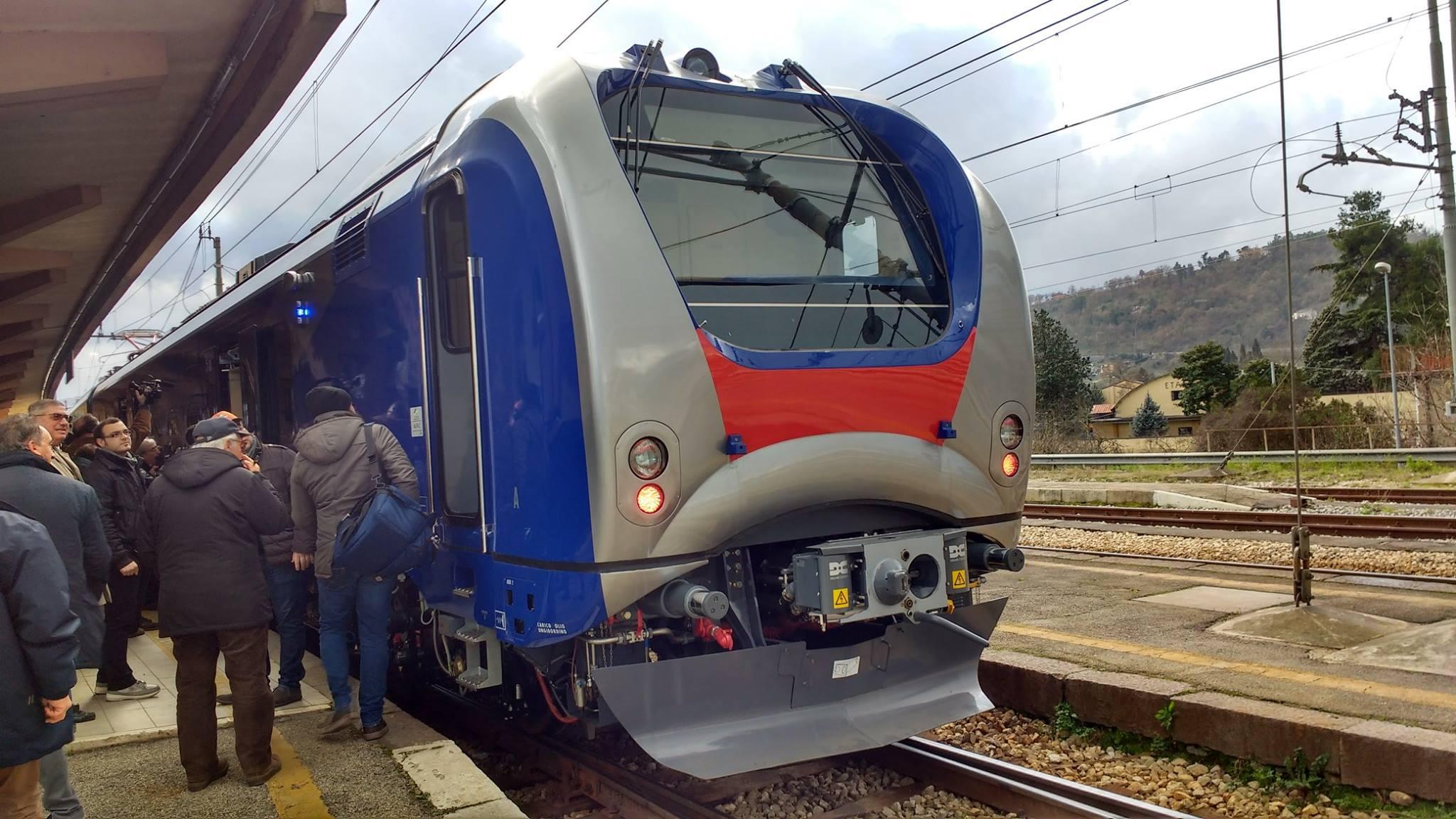 Ferrovia BN-NA. Da lunedì ripristino treni. Ecco l'orario scaricabile.