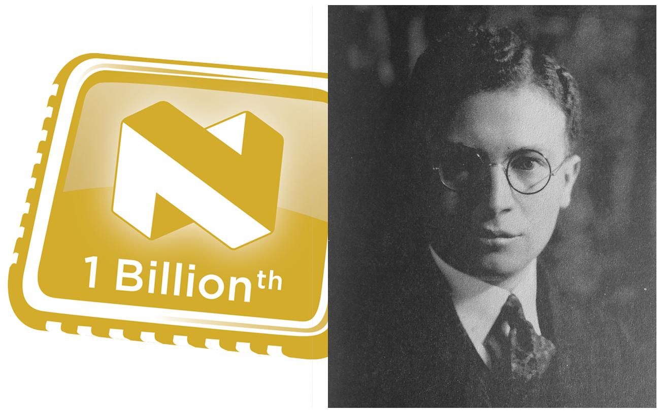 """Fu un cervinarese a misurare per primo un """"Billionth"""" (bilionesimo di secondo)"""