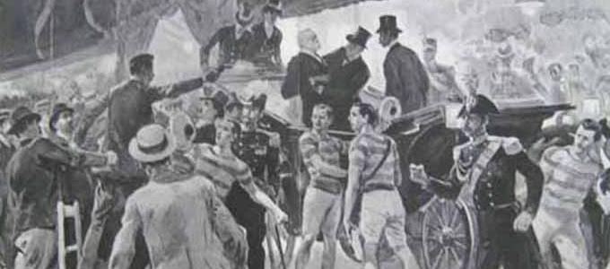 Nel complotto per l'uccisione di Re Umberto I c'era un cervinarese?