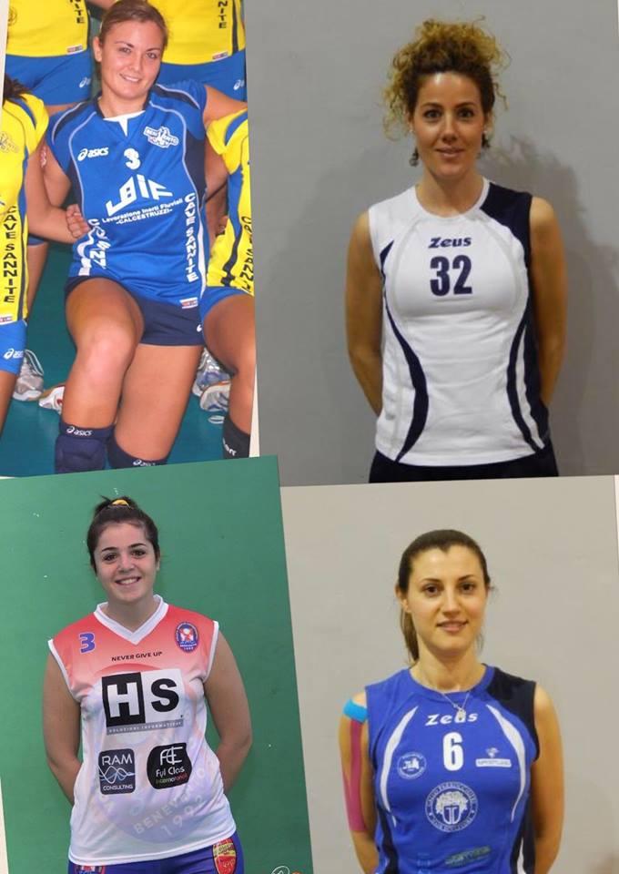Volley | Si rinforza la Sportland Eulux Montesarchio