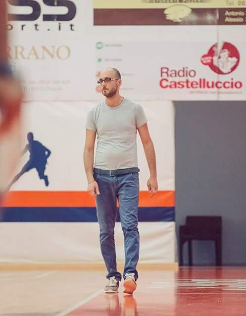 Caudium Basket: Ciro Ciaravolo nuovo coach.