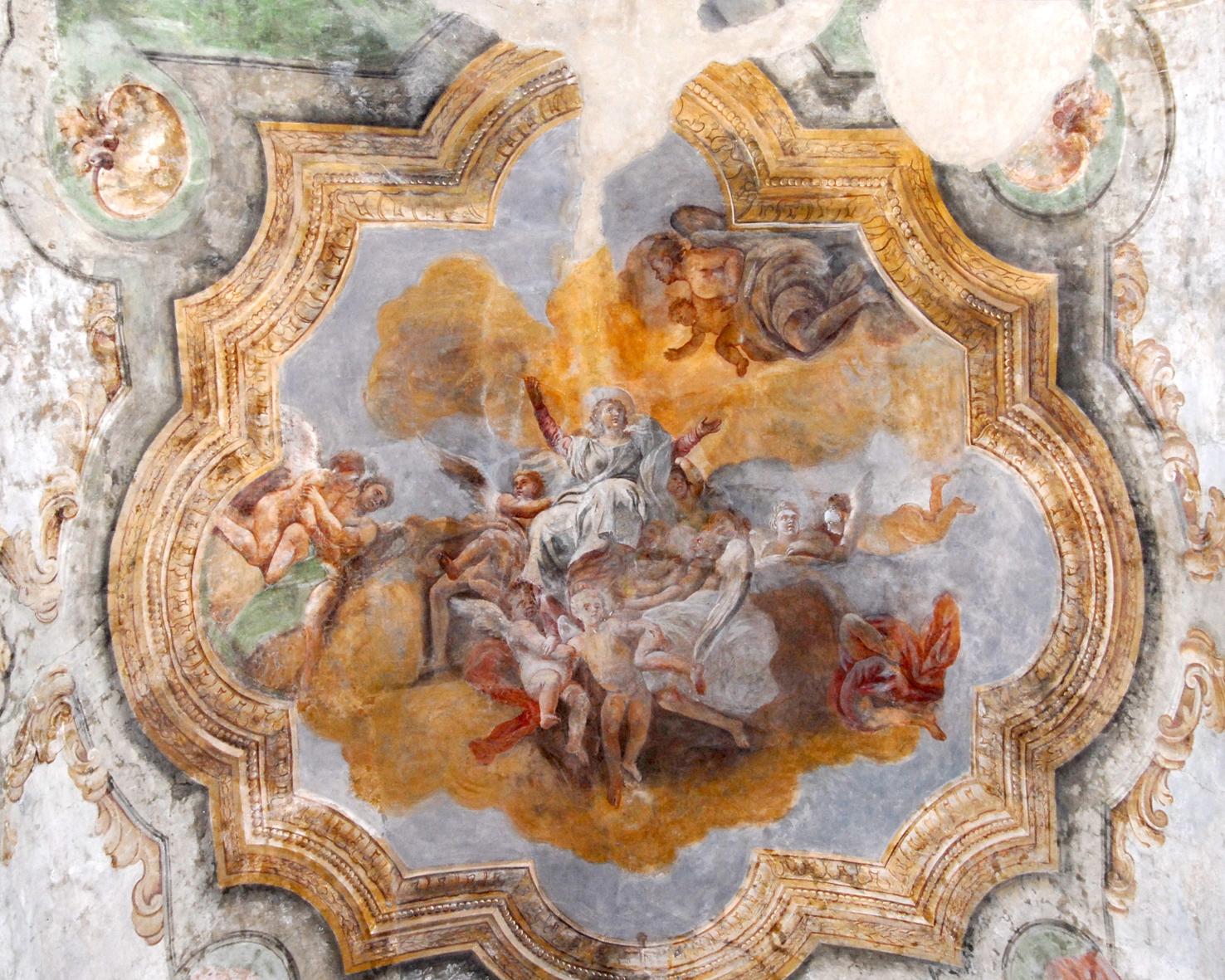 Cervinara nel 1655/Trescine, San Potito e San Marciano
