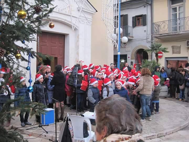 Luzzano di Moiano   Al via i preparativi per i Mercatini di Natale