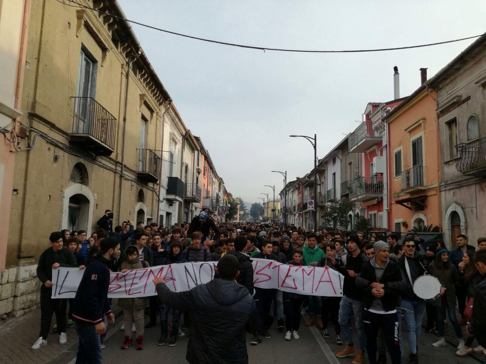 Montesarchio |Il Fermi per la giornata internazionale dello studente