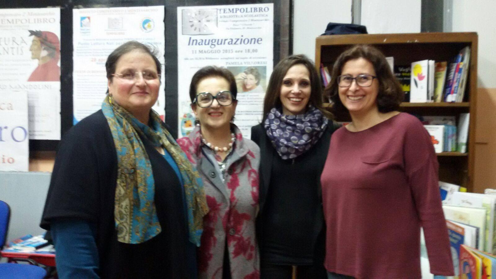 Montesarchio | Biblioteca Tempolibro: incontro con la referente regionale NATI PER LEGGERE.