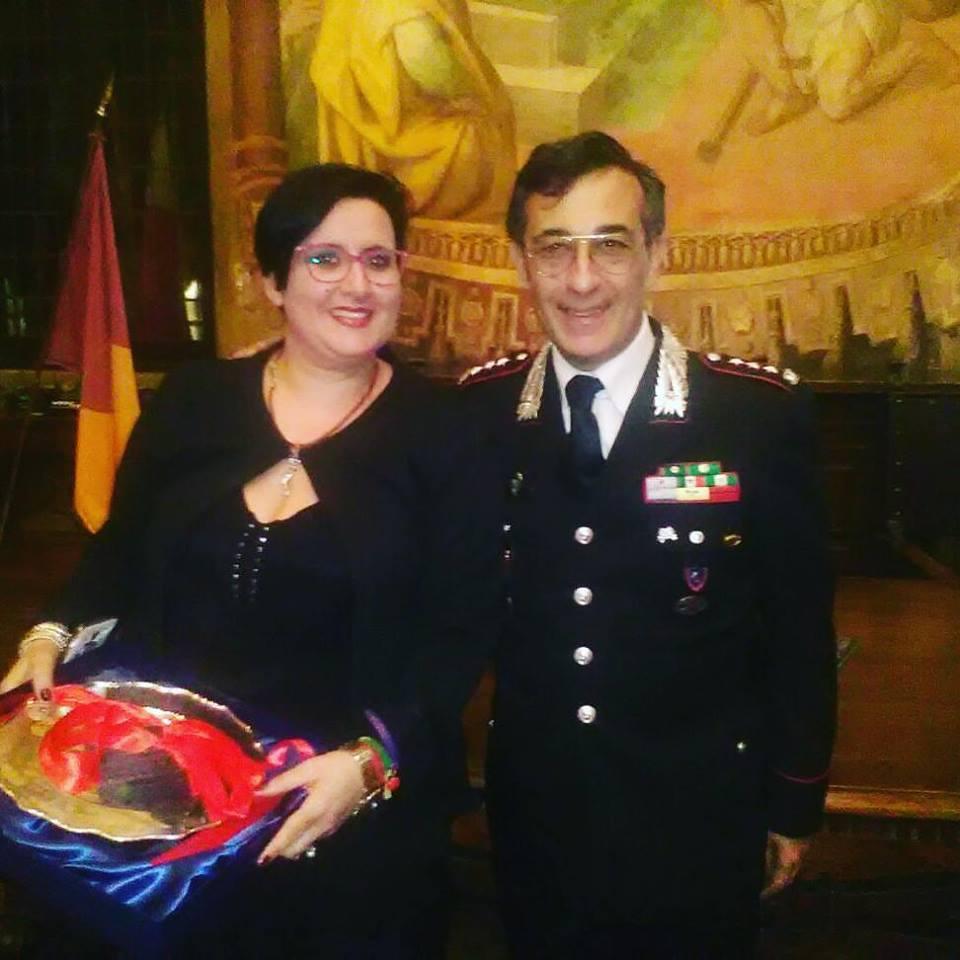 Premio Legalità 2017   Alla Sannita Anna Zollo il premio Legalità Ambiente