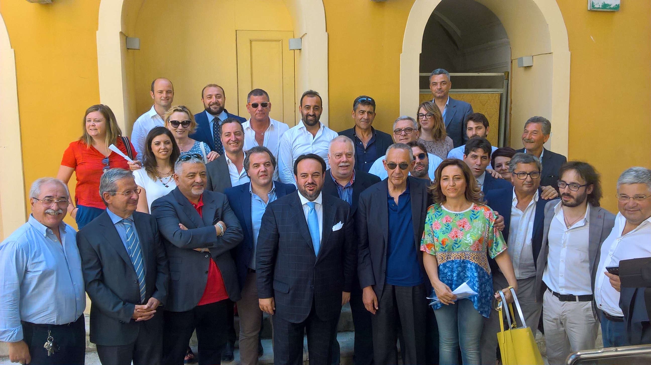 Sant'Agata   Convegno: Lavori di completamento Fondo Valle Isclero