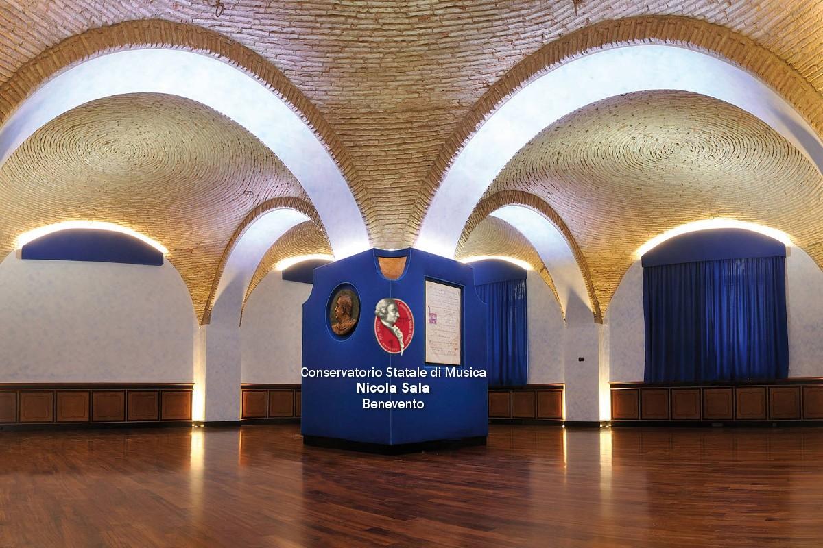 Il Conservatorio Nicola Sala presente con sei eventi a Benevento Città Spettacolo