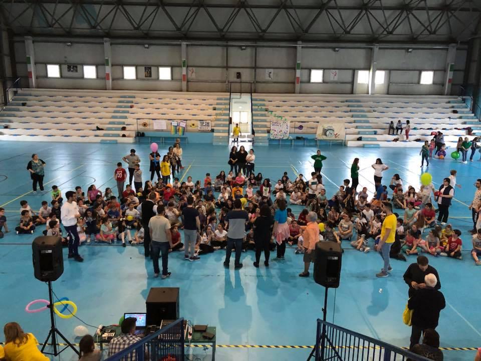 VALLE CAUDINA: Prima Festa del Catechismo con Tutte le Parrocchie Caudine.