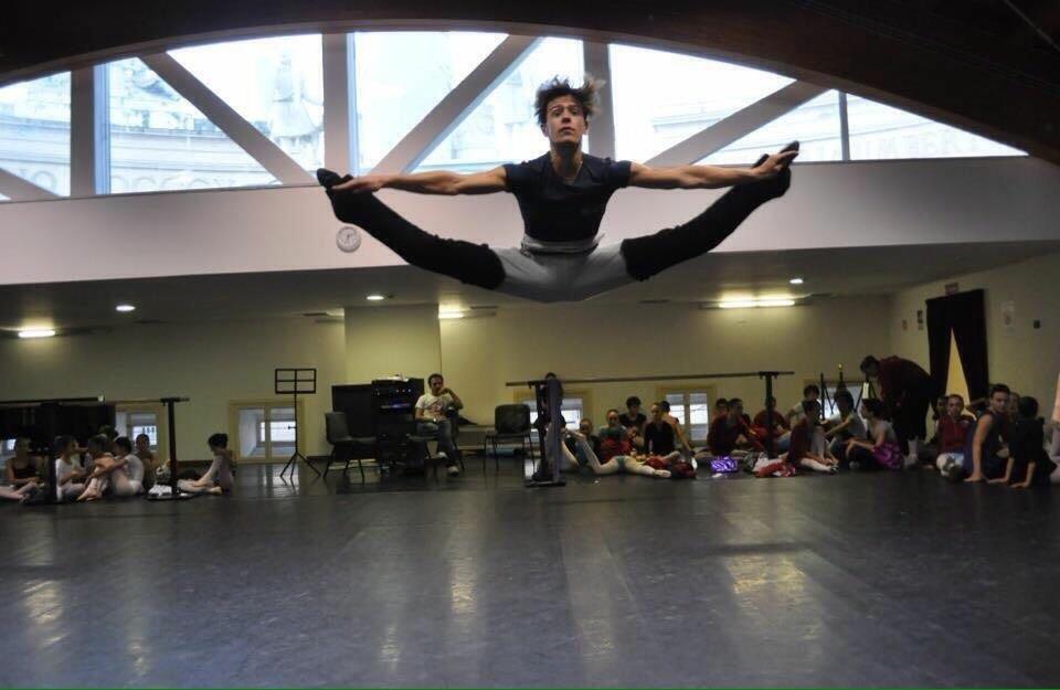 Montesarchio | Scuola di Danza Giselle: Esami di Fine Anno Accademico con il ballerino Pasquale Giacometti