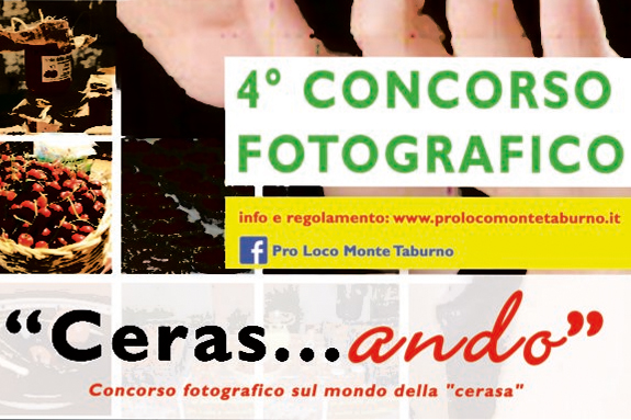 """Campoli M. T.   La quarta edizione del Concorso fotografico """"Ceras…ando"""""""