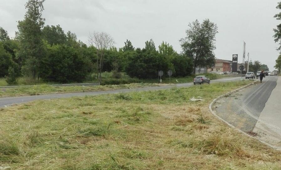 Rotonda Paolisi, interviene la Provincia