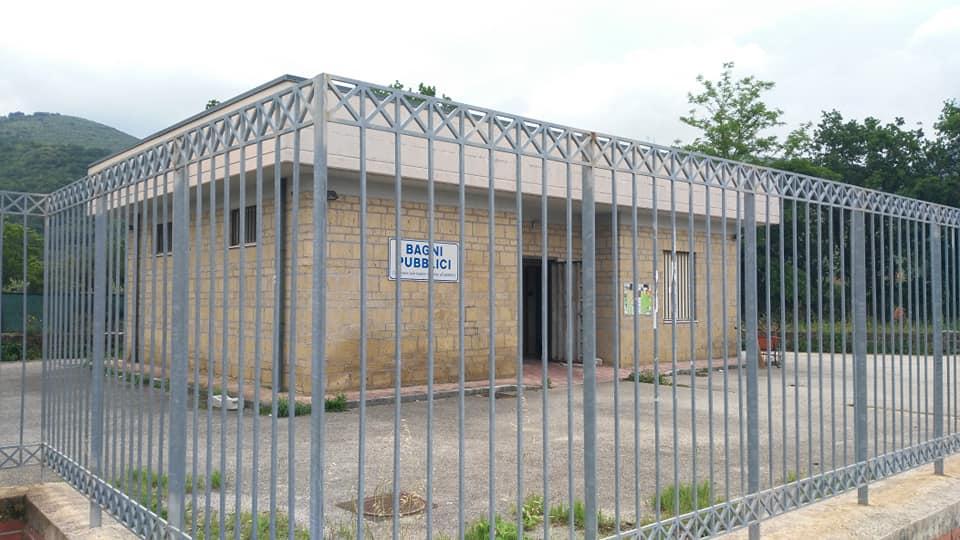 Sant'Agata de' Goti, chiusi i bagni pubblici