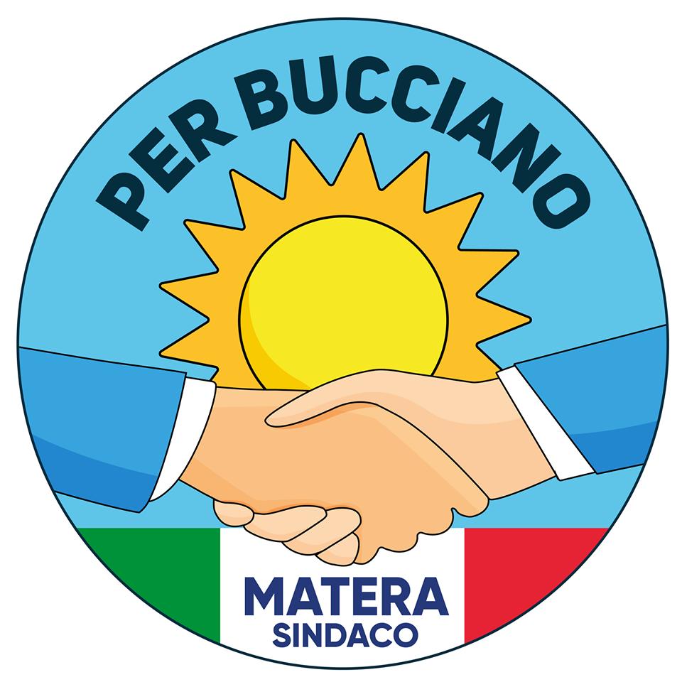 Bucciano, l'appello al voto di Domenico Matera