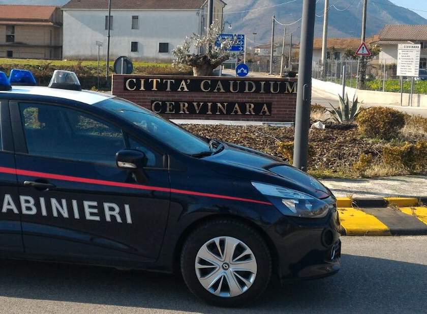 Cervinara | Tenta il suicidio con il gas. Salvata dai Carabinieri.