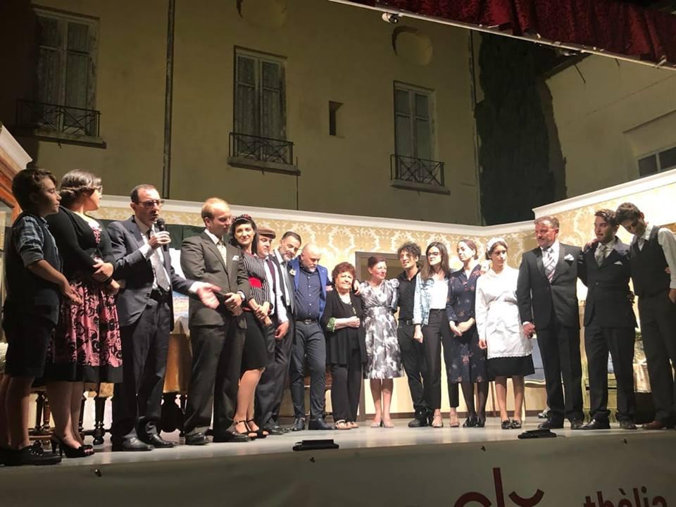 """Sant'Agata de' Goti, tanto pubblico per """"Filumena Marturano"""""""