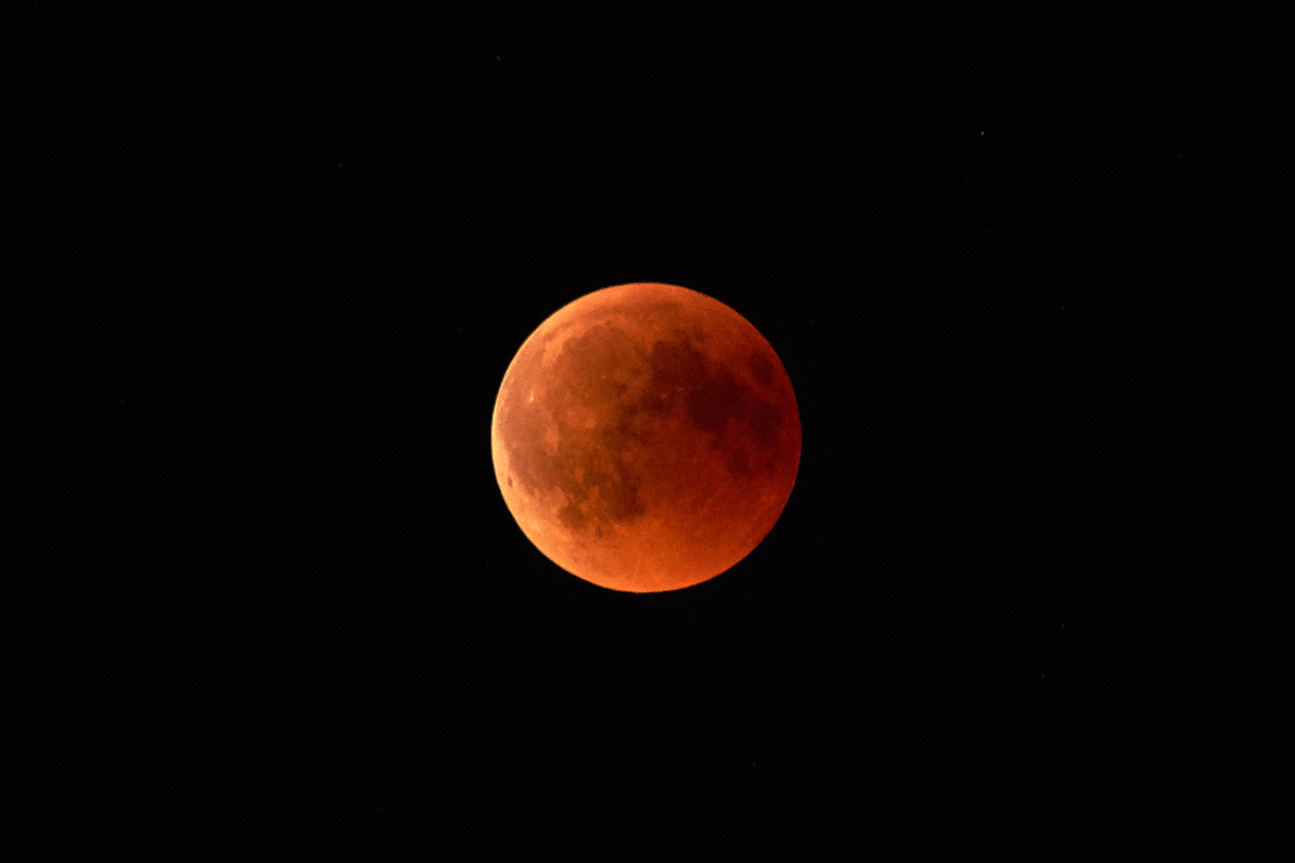 """Ecco la """"Rossa"""" vista dalla Valle Caudina"""