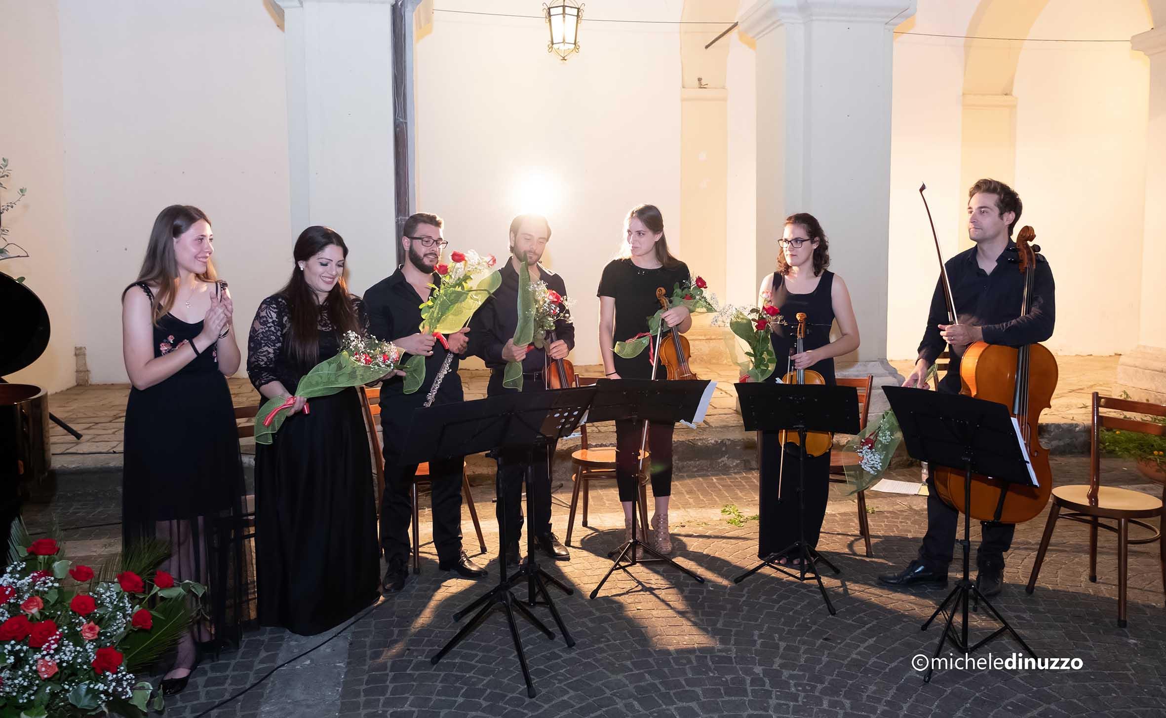Sant'Agata | Concerto in onore della Madonna delle Grazie