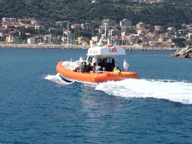 Tragedia: montesarchiese annega a Vieste