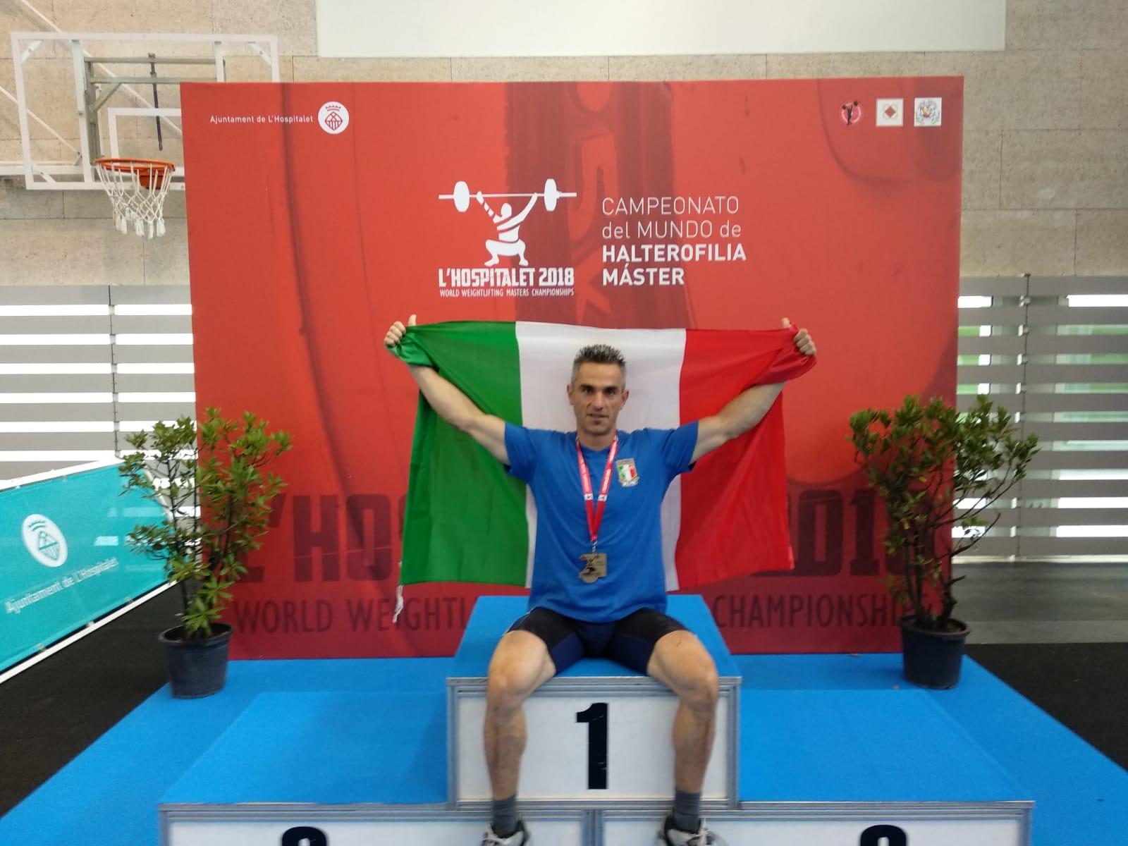 Pasquale Ricci campione del mondo – Il peso della vittoria