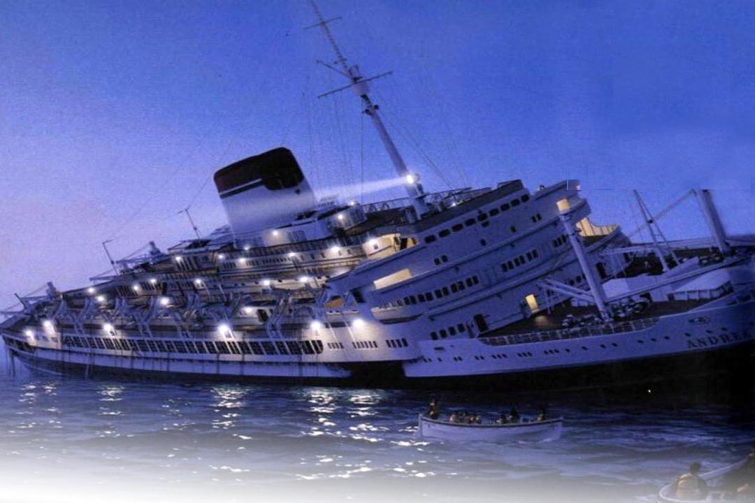 Tre cervinaresi nel naufragio dell'Andrea Doria | Seconda parte