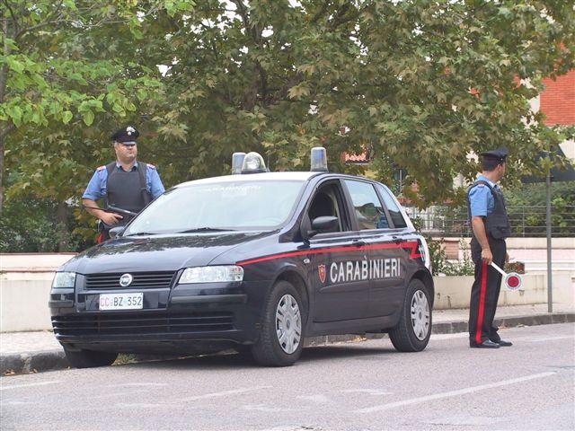 Valle Caudina: Controlli e perquisizioni a tappeto dei Carabinieri