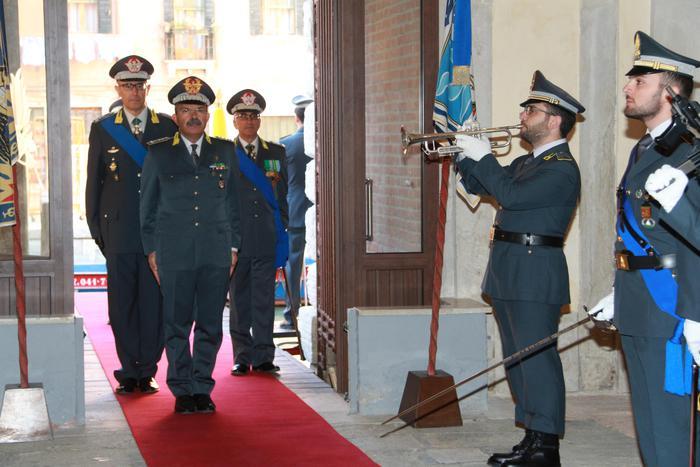 Gdf Veneto, il paolisano Mainolfi al Comando