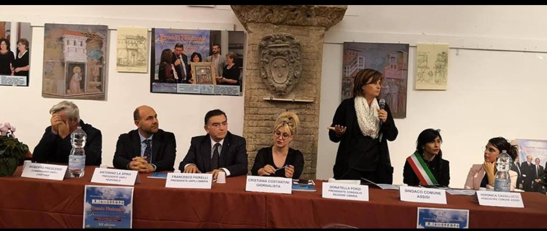 La Pro Loco di Montesarchio seconda ad Assisi per il premio nazionale Francesco Dattini