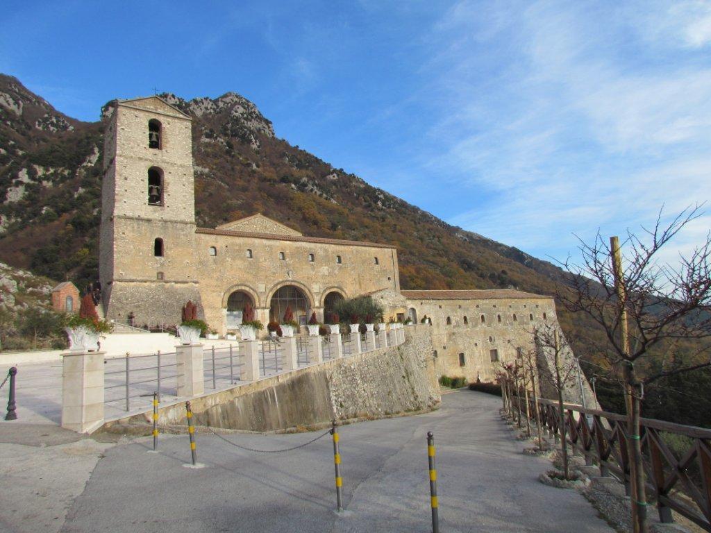 Bucciano, occorrono 200.000 euro per il Santuario