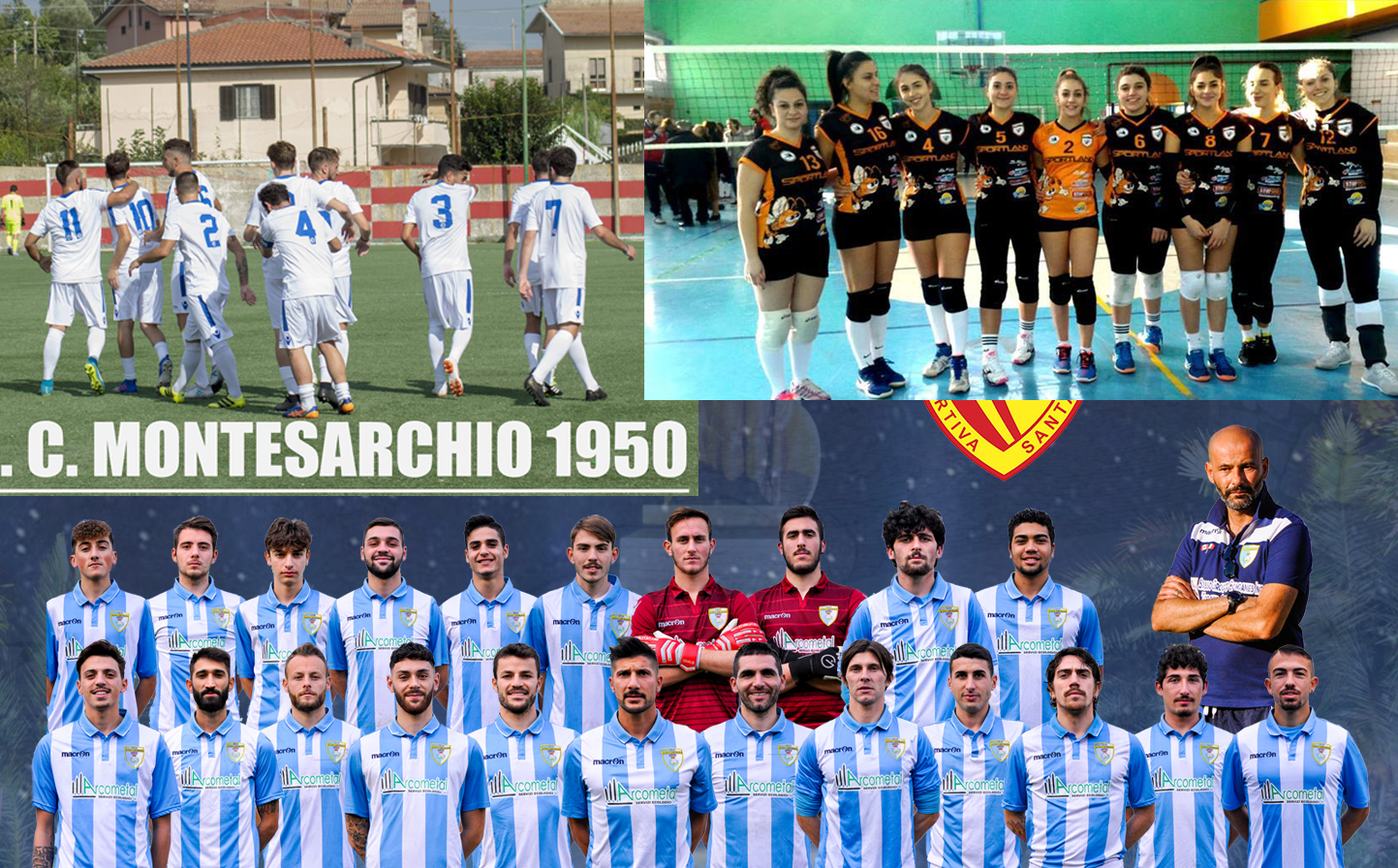 Cervinara e Montesarchio. Domenica playoff di calcio e volley