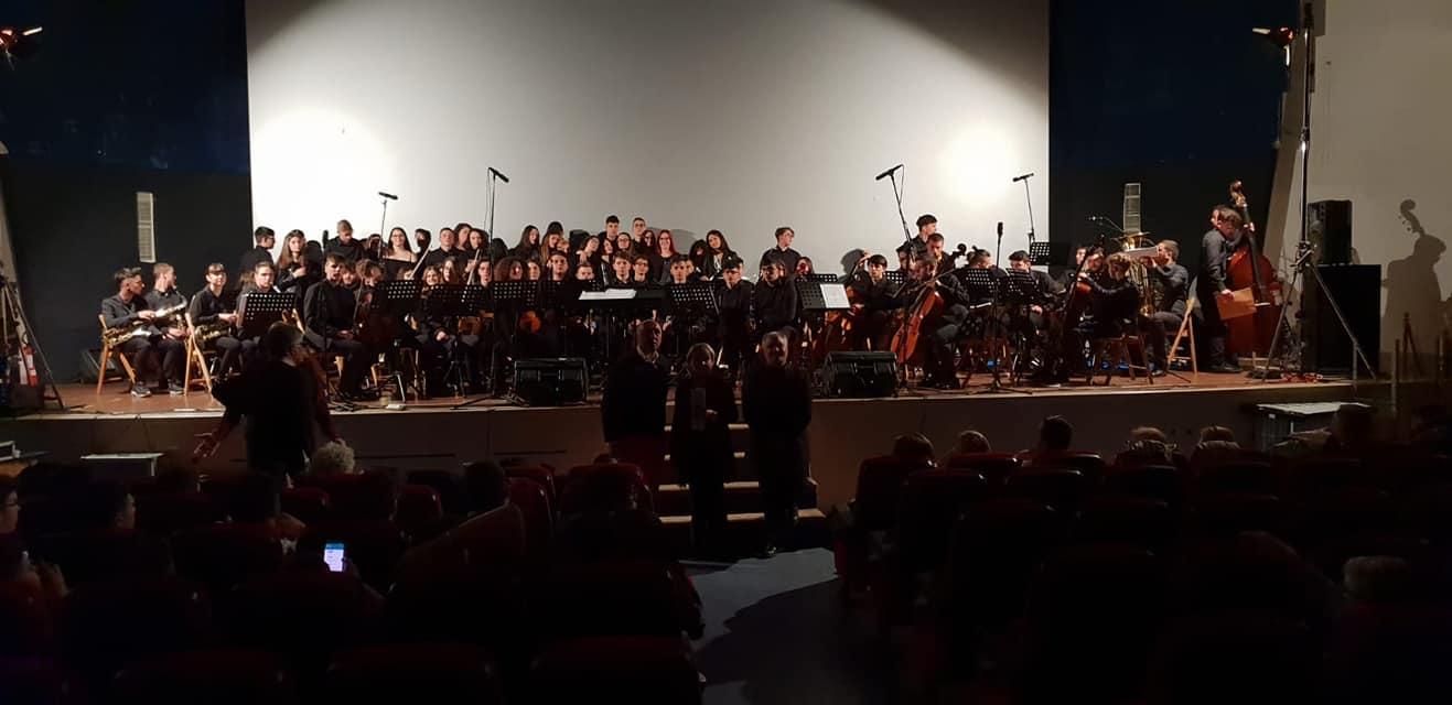 Liceo Musicale Lombardi: 4 giorni di successi a Ischia