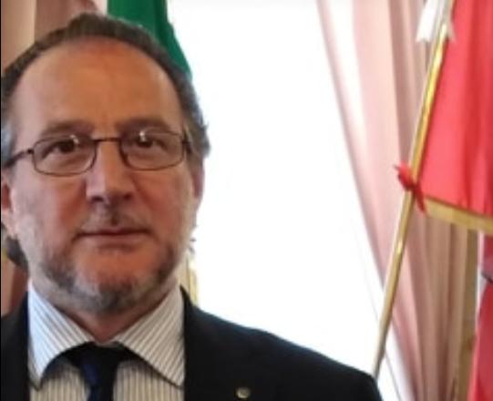 Cervinara, Dimitri Monetti promotore di una donazione di migliaia di mascherine FFP2