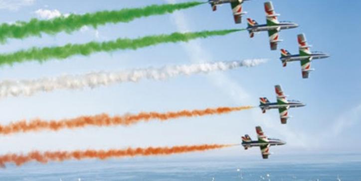 Valle Caudina. Raccolta fondi Associazione Arma Aeronautica e 126° Club Frecce Tricolori