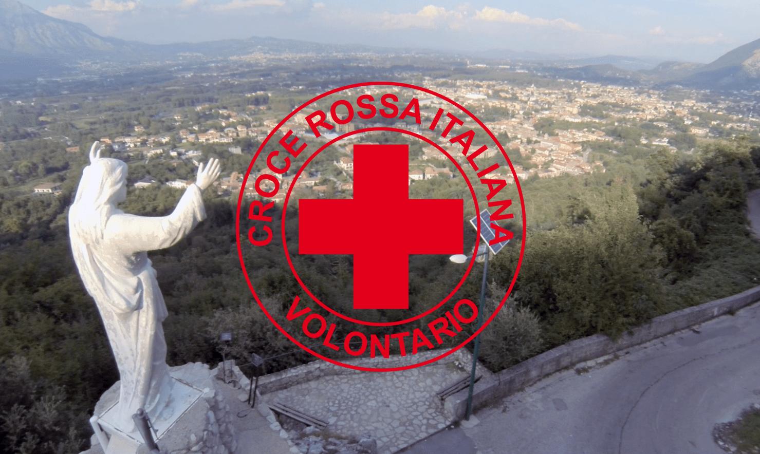 Cervinara. Croce Rossa: i volontari a disposizione di tutta la cittadinanza.