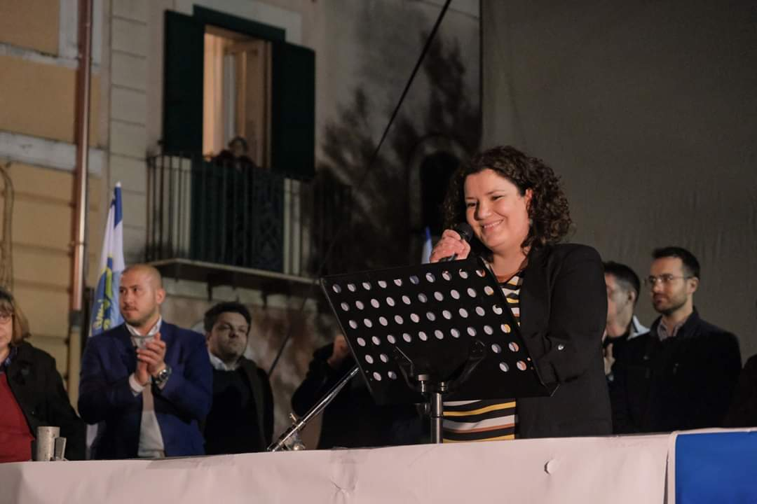 """Sant'Agata, Sara Cesare """"Un onore sedere in Consiglio"""""""