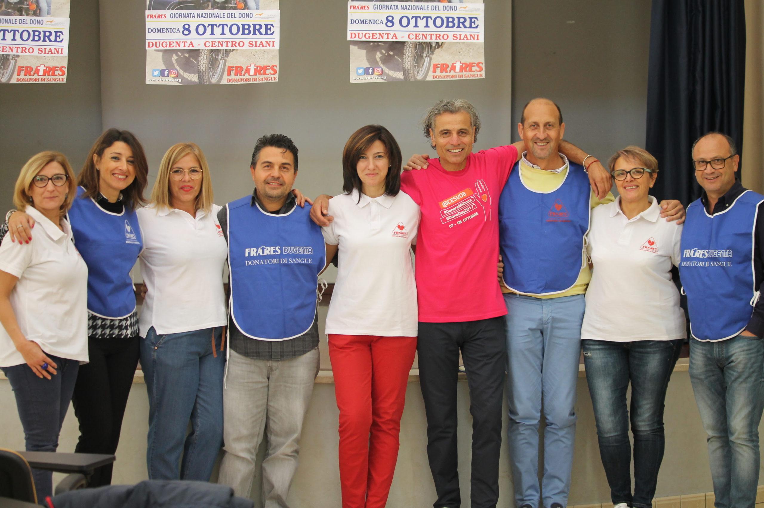 Fratres, i donatori di sangue aprono sede a Montesarchio