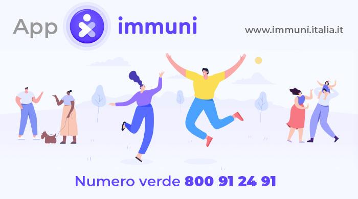 App Immuni: disponibile negli store di Apple e Google