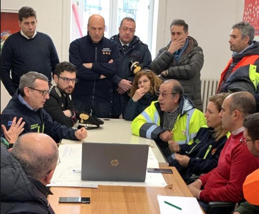 San Martino. Continuano gli incontri informativi per il Piano di Protezione Civile.