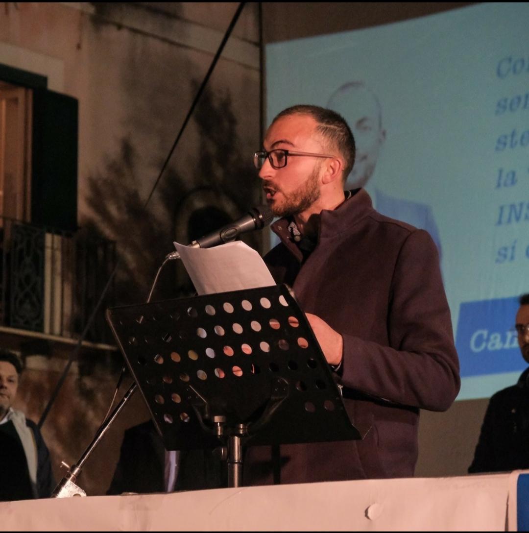 Campagnuolo nel Coordinamento provinciale di Forza Italia