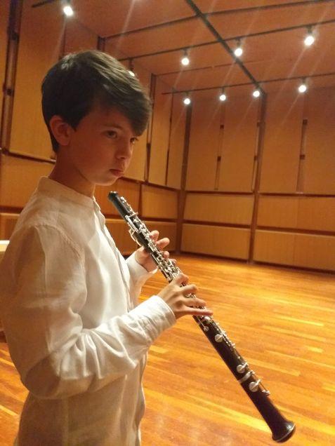 """AcliArte Sannio, il giovane oboista Ruggiero brilla alla """"Quebec Music Competition"""""""
