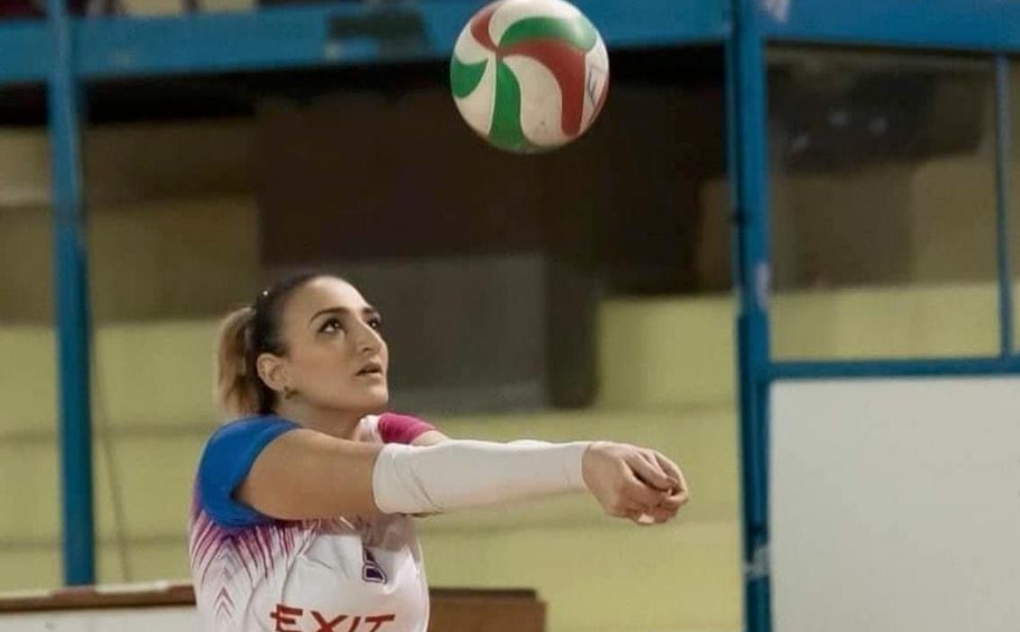 San Martino. La pallavolista Maria Mauriello nel roster del Grotte Volley Noci.
