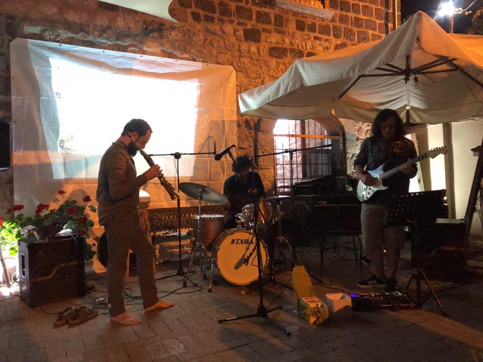 San Martino. Jazz e tradizioni locali…