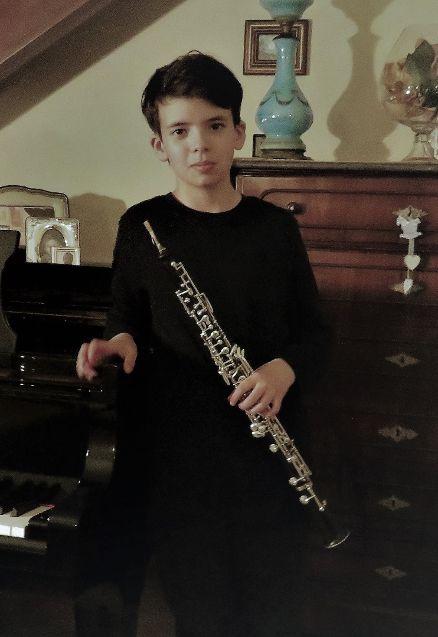 Airola, nuovi successi per il giovane oboista Salvatore