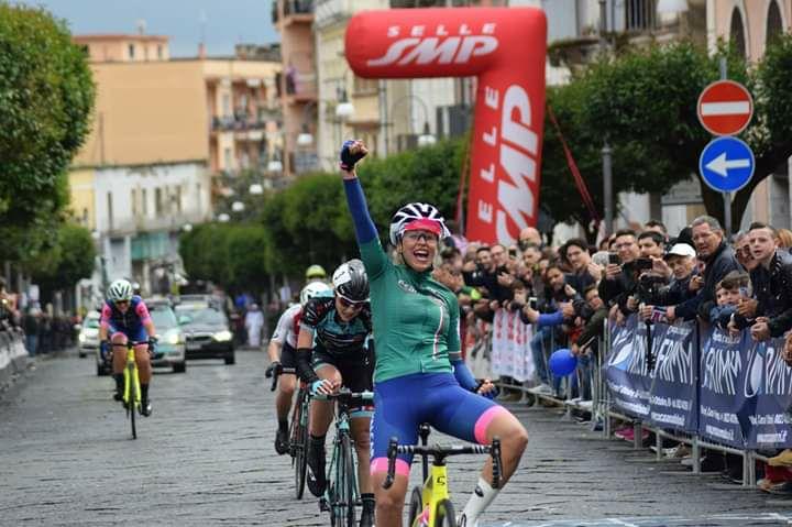 Giro di Italia rosa, transito in Valle Caudina