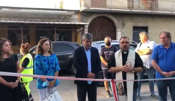 "Cervinara. Inaugurato ""Borgo Mainolfi…"""