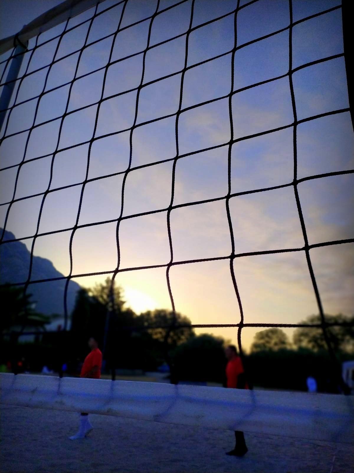 Bucciano, successo per la 24 ore di beach volley
