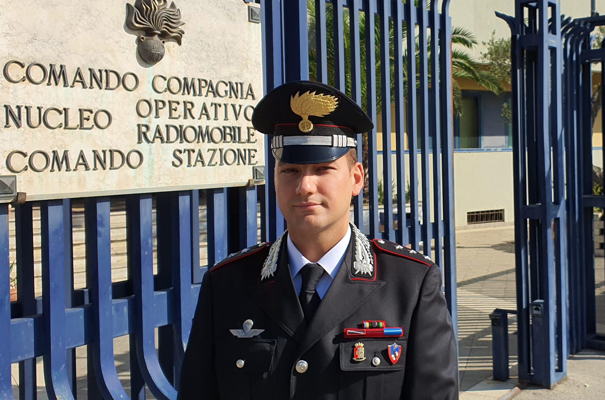 Avellino – Il Capitano Fabio Iapichino è il nuovo Comandante della compagnia Carabinieri.